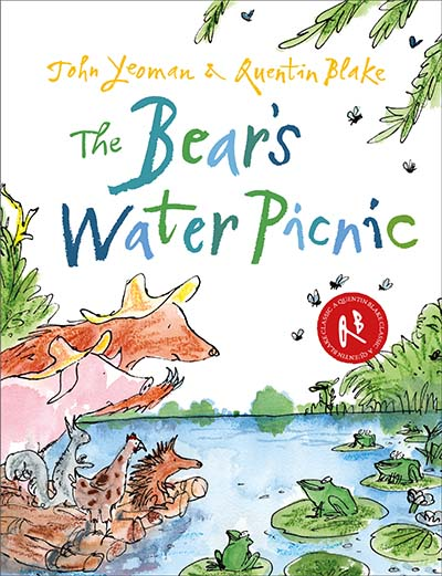 The Bear's Water Picnic - Jacket
