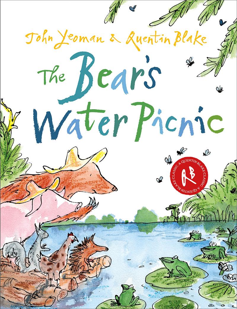 The Bear's Water Picnic - Jacket