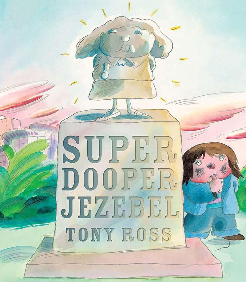 Super Dooper Jezebel - Jacket