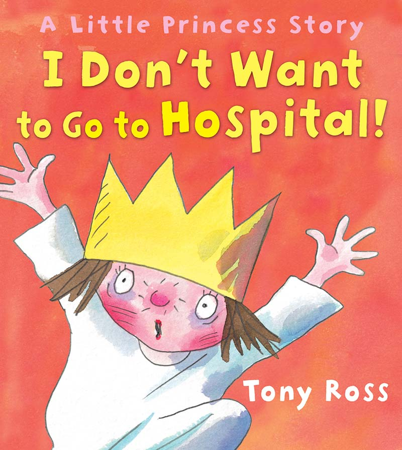 I Don't Want to Go to Hospital! - Jacket