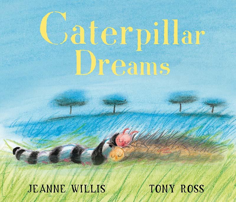 Caterpillar Dreams - Jacket