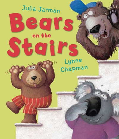 Bears on the Stairs - Jacket