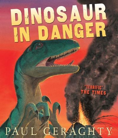Dinosaur in Danger - Jacket