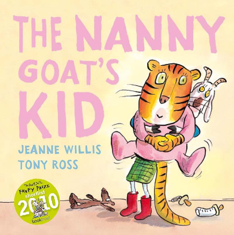The Nanny Goat's Kid - Jacket