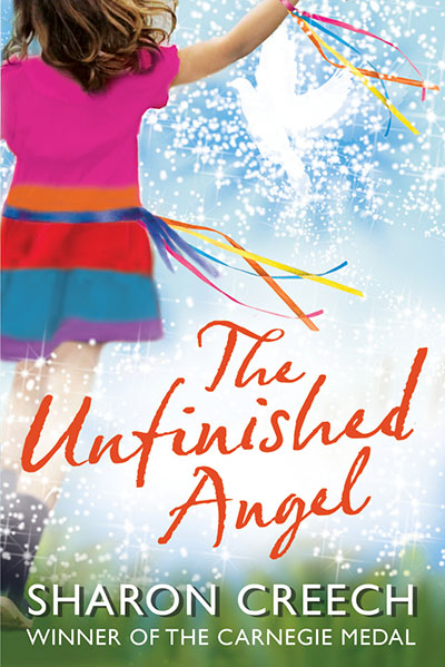 The Unfinished Angel - Jacket