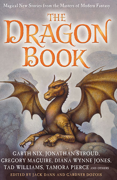 The Dragon Book: Magical Tales from the Masters of Modern Fantasy - Jacket