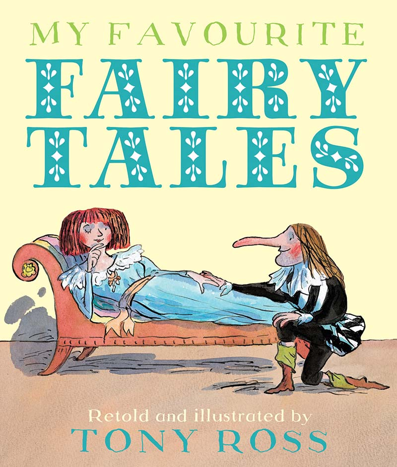 My Favourite Fairy Tales - Jacket