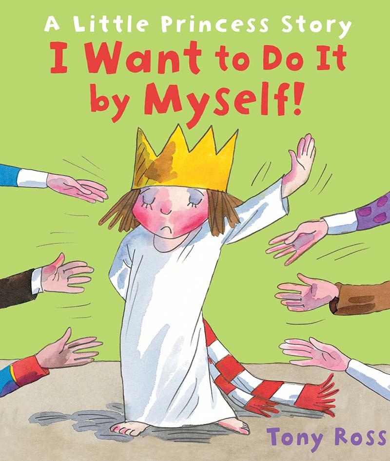 I Want to Do It by Myself! - Jacket