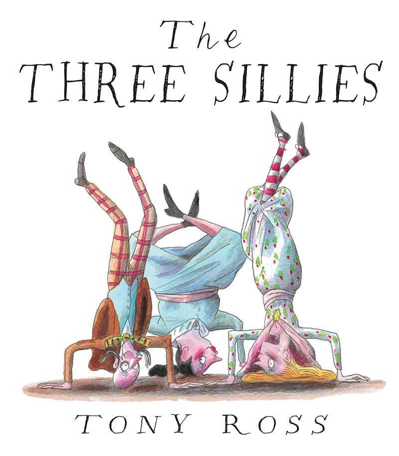 The Three Sillies - Jacket