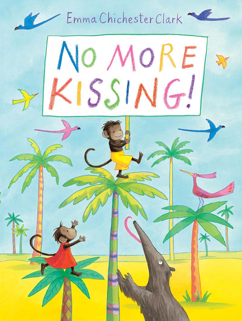 No More Kissing! - Jacket