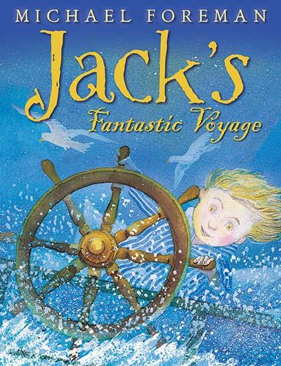 Jack's Fantastic Voyage - Jacket