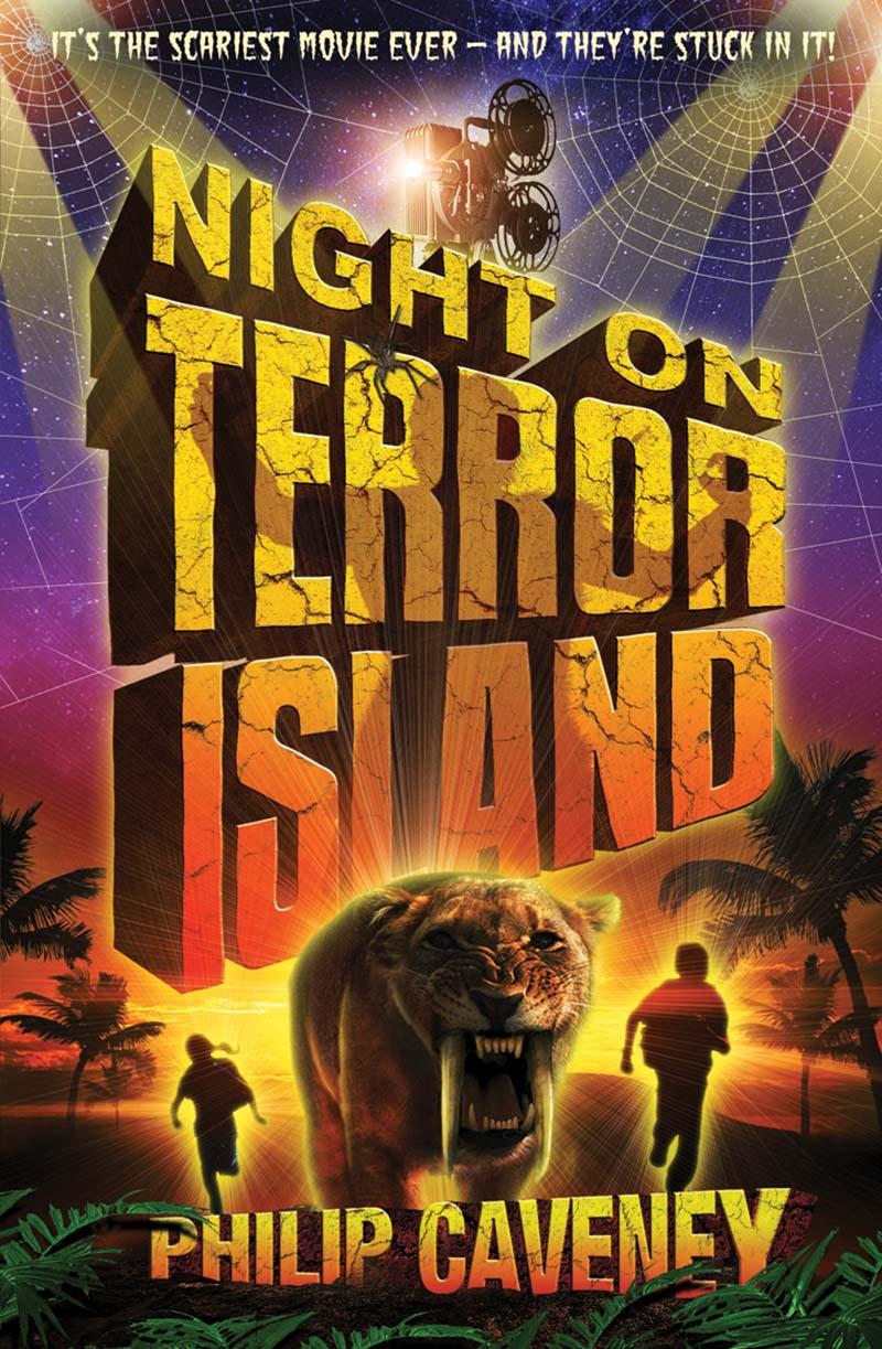 Night on Terror Island - Jacket
