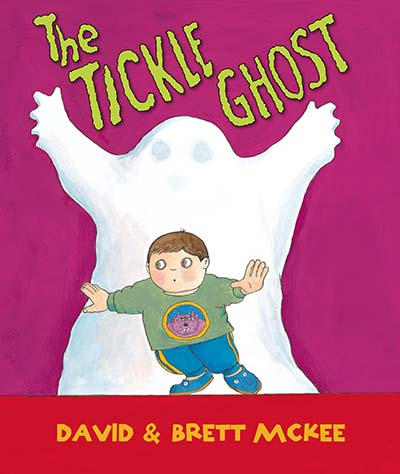 The Tickle Ghost - Jacket