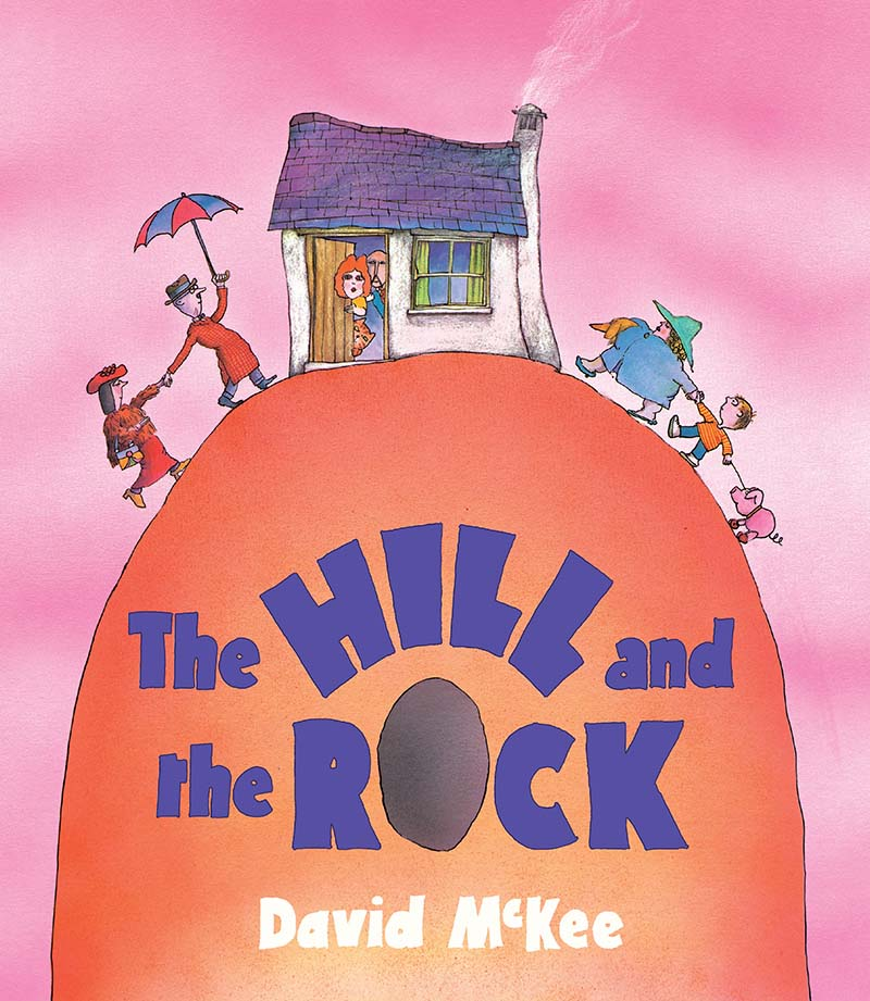 The Hill and the Rock - Jacket