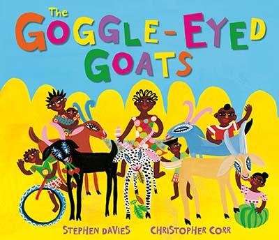 The Goggle-Eyed Goats - Jacket