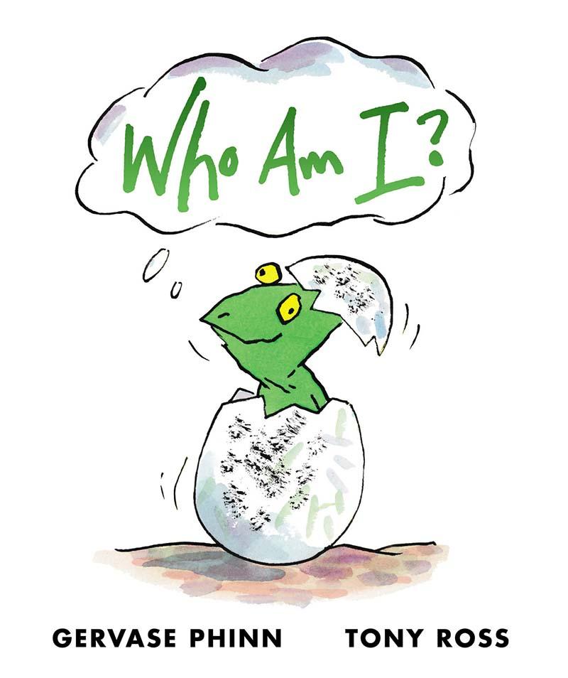 Who Am I? - Jacket