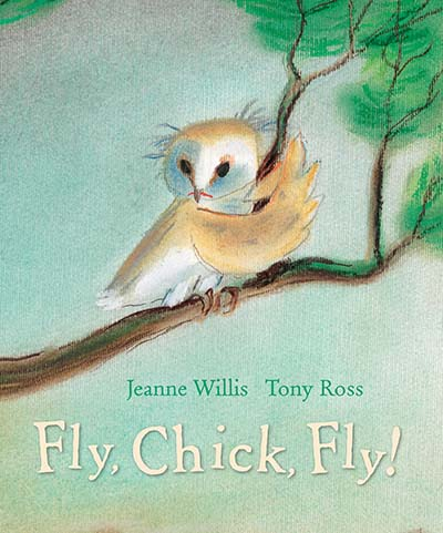 Fly, Chick, Fly! - Jacket