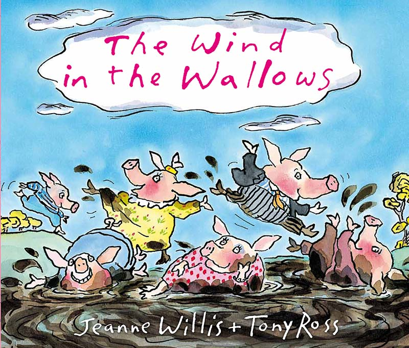 The Wind In The Wallows - Jacket