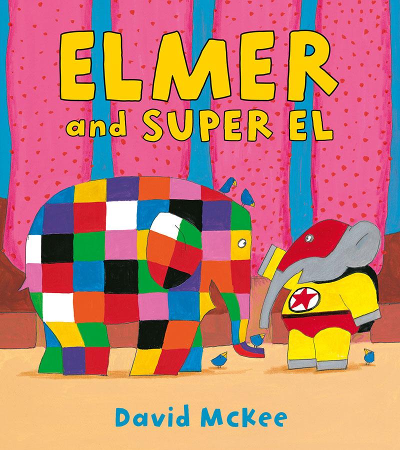 Elmer and Super El - Jacket