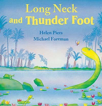 Long Neck and Thunder Foot - Jacket