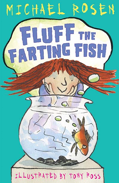 Fluff the Farting Fish - Jacket