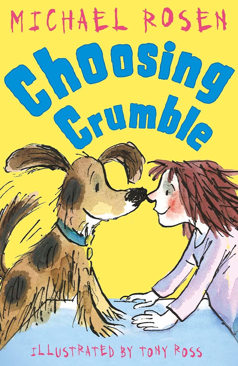 Choosing Crumble - Jacket