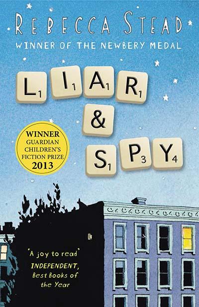 Liar and Spy - Jacket