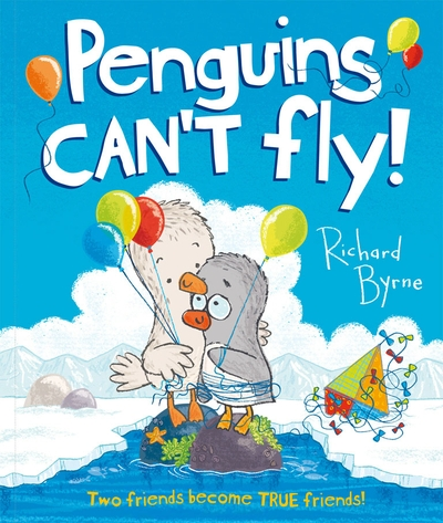 Penguins Can't Fly! - Jacket