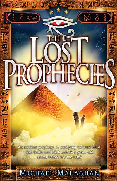 The Lost Prophecies - Jacket