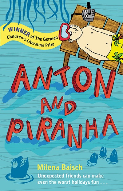 Anton and Piranha - Jacket