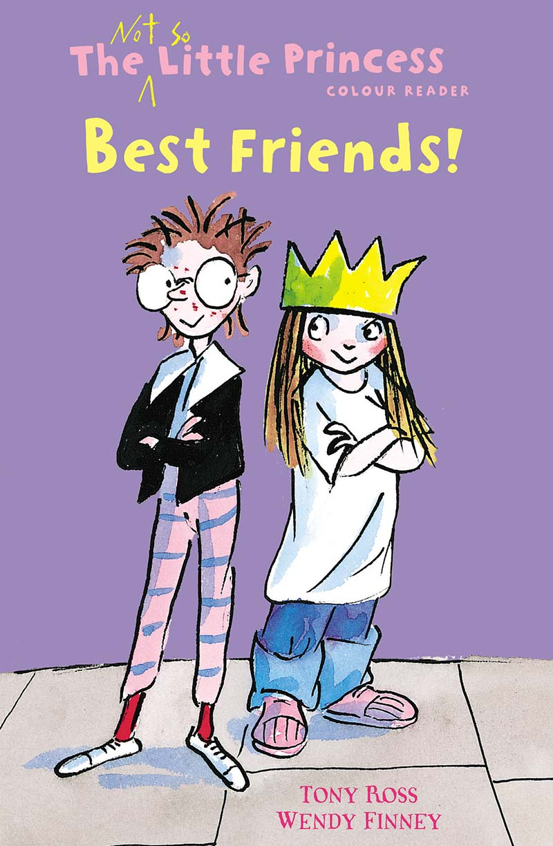 Best Friends! - Jacket