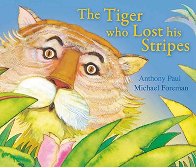 The Tiger Who Lost His Stripes - Jacket
