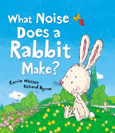 What Noise Does a Rabbit Make? - Jacket