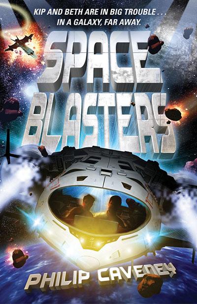 Space Blasters - Jacket
