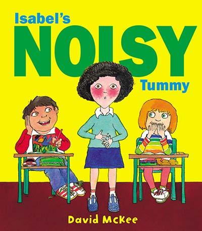 Isabel's Noisy Tummy - Jacket