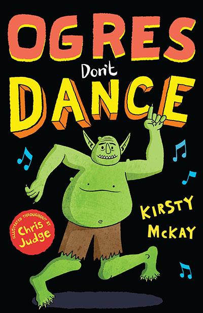 Ogres Don't Dance - Jacket
