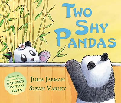 Two Shy Pandas - Jacket