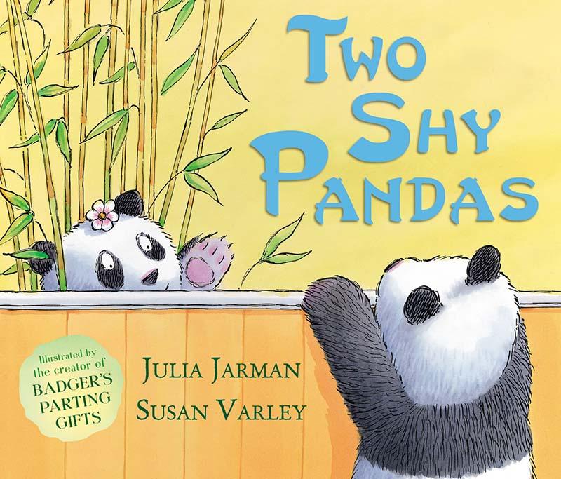 Two Shy Pandas - Jacket