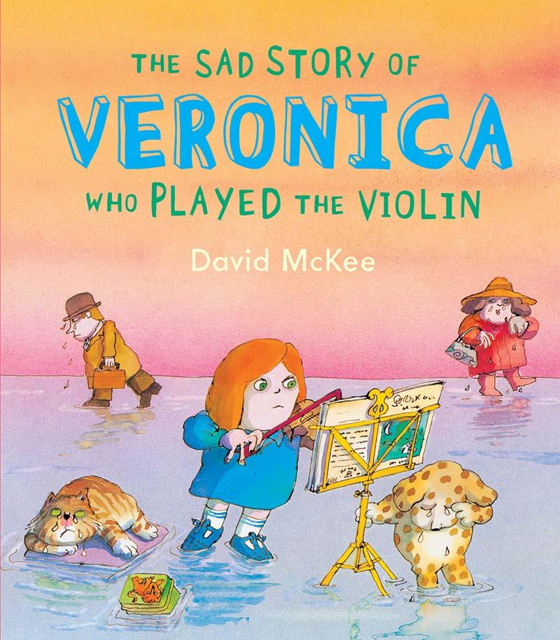 The Sad Story Of Veronica - Jacket