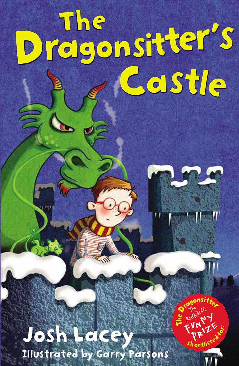 The Dragonsitter's Castle - Jacket