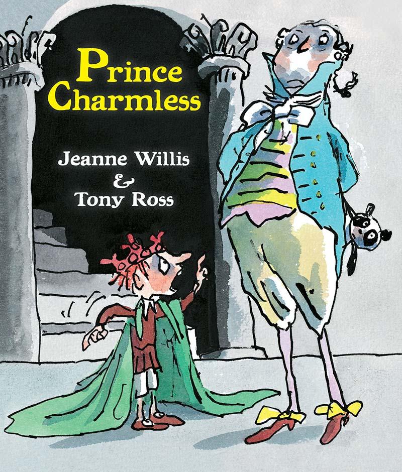 Prince Charmless - Jacket