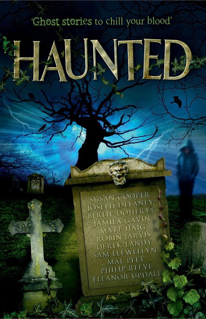 Haunted - Jacket
