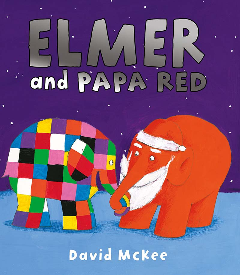 Elmer and Papa Red - Jacket