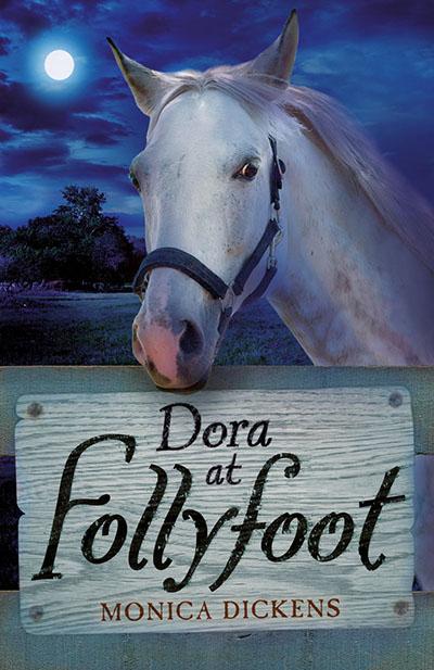 Dora at Follyfoot - Jacket