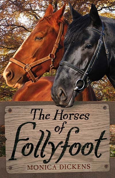 The Horses of Follyfoot - Jacket