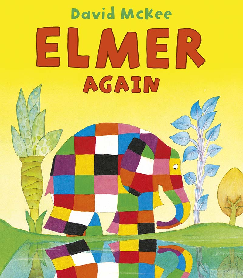 Elmer Again - Jacket