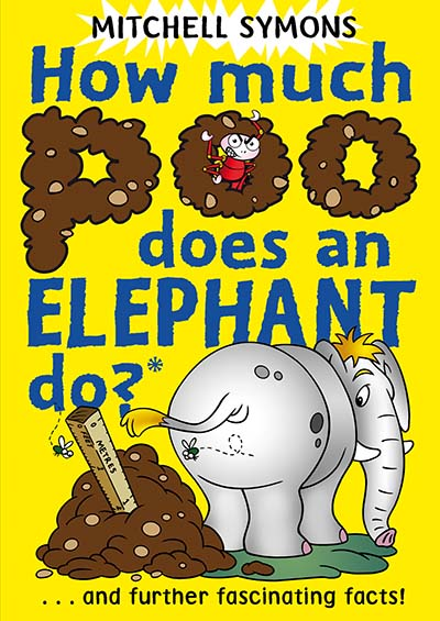 How Much Poo Does an Elephant Do? - Jacket