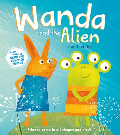 Wanda and the Alien - Jacket