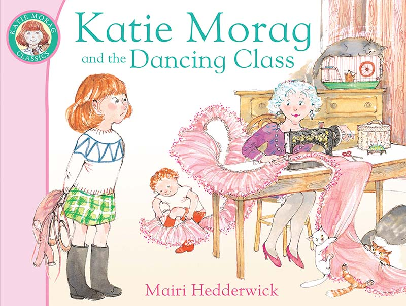 Katie Morag and the Dancing Class - Jacket