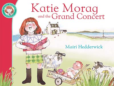 Katie Morag And The Grand Concert - Jacket